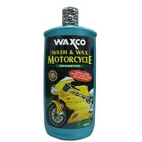 WAXCO Wash & Wax Motorcycle Shampoo [WX 500 MW]